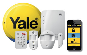 Yale Smart Alarm installation